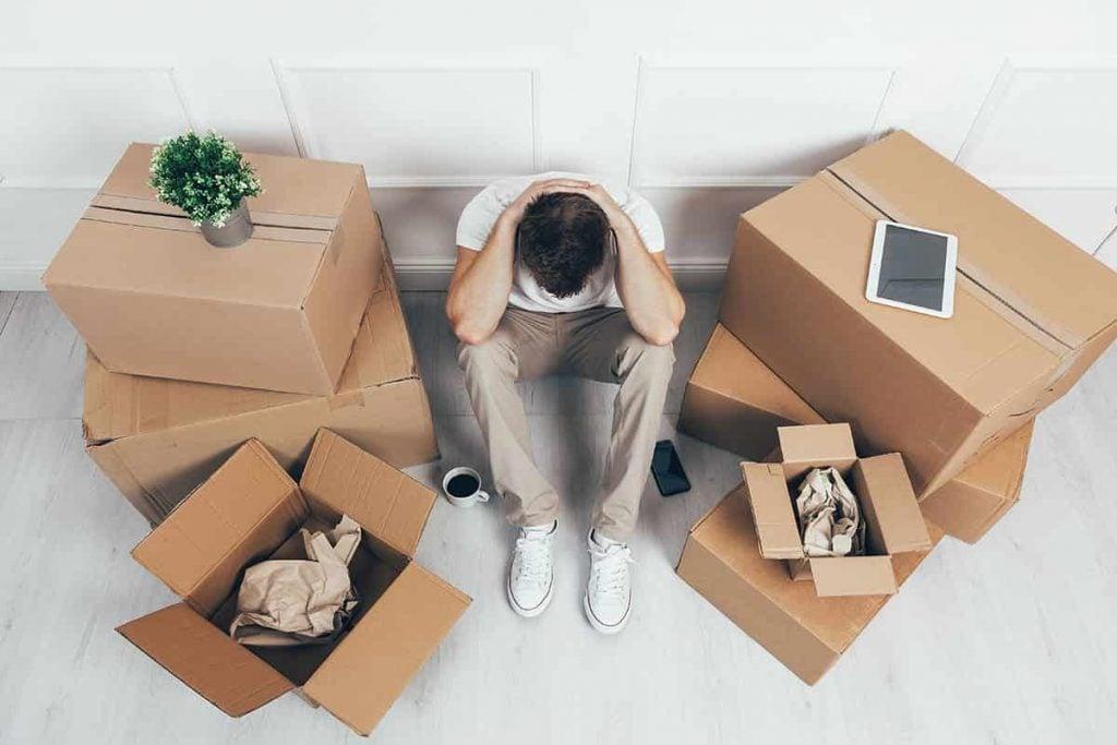 7 errores que no debes hacer en una mudanza