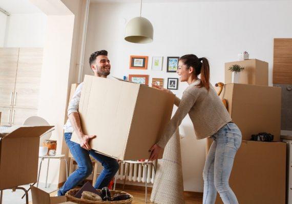 Cómo hacer un inventario para una mudanza